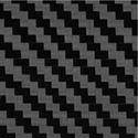 Immagine di tessuto carbonio 200 g/m² 12k 2/2 twill h 1270 - 1 mq