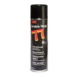 Immagine di adesivo collante spray 3M Scotch-Weld ® 77 500 ml