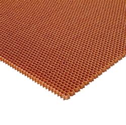 Immagine di anima strutturale NOMEX 3,2 CNX 48 kg/m³ 3 mm - 0,5 mq