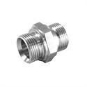Immagine di nipplo diritto cilindrico (A1) 1/4 - 1/4