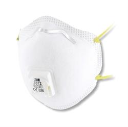 Immagine di respiratore 3M 8312 per polveri FFP1 con valvola - 10 pz