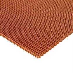 Immagine di anima strutturale NOMEX 3,2 CNX 48 kg/m³ 3 mm - 2 mq