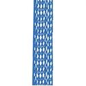 Immagine di treccia tubolare drenaggio 120 g/m² blu 110 °C h 30 - 10 ml
